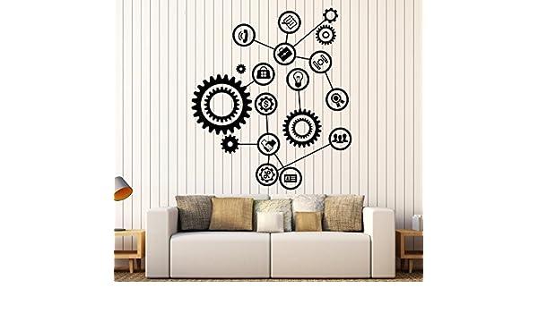 Muriva Trees Sherwood Duck Egg Designer Luxury Wallpaper 143502-B