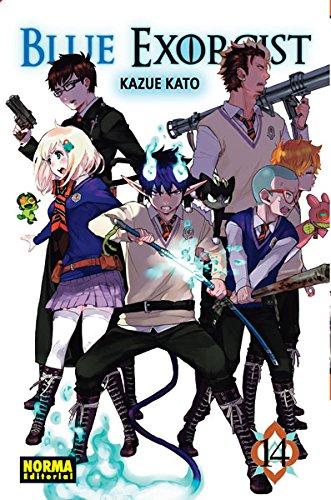 Descargar Libro Blue Exorcist 14 Kazue Kato