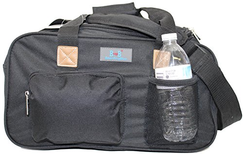 Boardingblue Soft Personal Item 17  Under Seat Duffel For Delta Sun Country Alaska Virgin Airlines