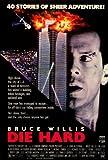 Die Hard Poster Movie B 27 x 40 In - 69cm x 102cm Bruce Willis Bonnie Bedelia Alan Rickman Alexander Godunov Paul Gleason William Atherton