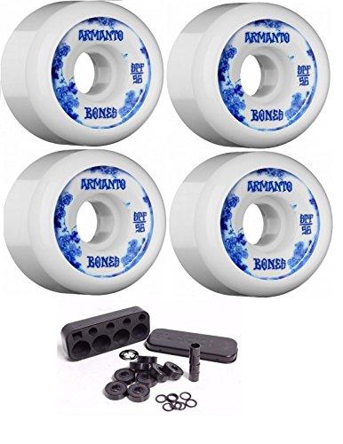 ブラウズ本当のことを言うと獲物ボーンSPF p5 armantoブルー中国56 mm Skateboard Wheels + Independent Bearing