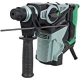 Hitachi DH28PC 1-1/8-Inch SDS Plus Rotary Hammer, 3-Mode
