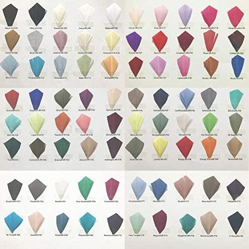 Plumas de ganso sueltas, 70 colores, para sombreros, tocados ...
