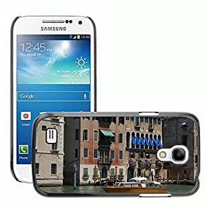 Hot Style Cell Phone PC Hard Case Cover // M00170027 Venice Italy Grand Canal Water Boat // Samsung Galaxy S4 Mini i9190