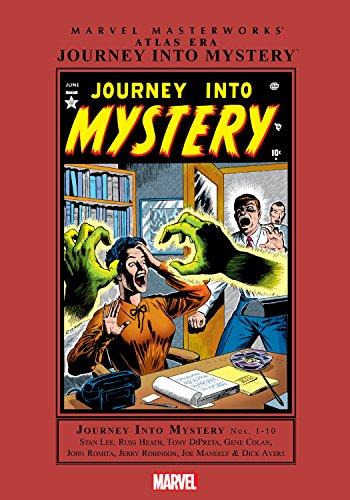 Atlas Era Journey Into Mystery Masterworks Vol. 1 (Journey Into Mystery (1952-1966))