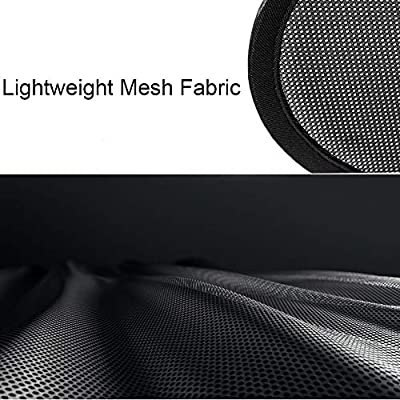 BASENOR Tesla Model 3 Rear Glass Roof Sunshade Durable Polyester Mesh Shade Top Cover Provides Sun Protection for Tesla Model 3: Automotive