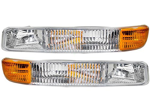 GMC Replacement Turn Signal Light 1-Pair