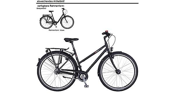 VSF fahrradmanufaktur T de 50 g de 8 Nexus FL HS11 Trekking Bike 2017, Ebony Wave: Amazon.es: Deportes y aire libre