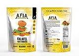 Vegan/Gluten Free Frozen Spicy Turmeric Falafel Bundle - Pack of (10) bags - (approx 140 count) - Just Heat & Eat!