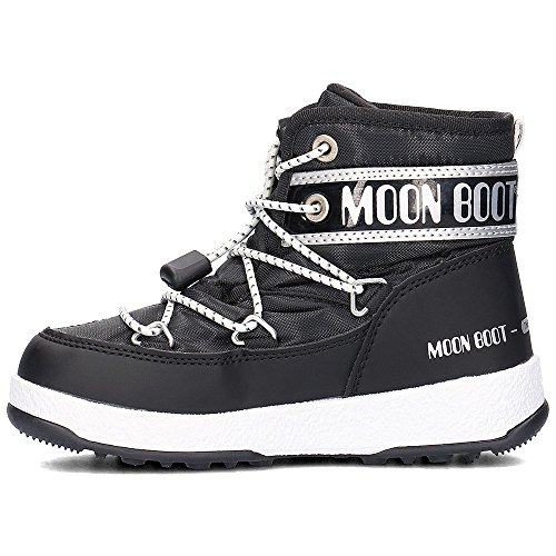 Chaussures Silver Moon 003 Juniors WP Boot Black WE JR 34051200 Mid aUUvTx