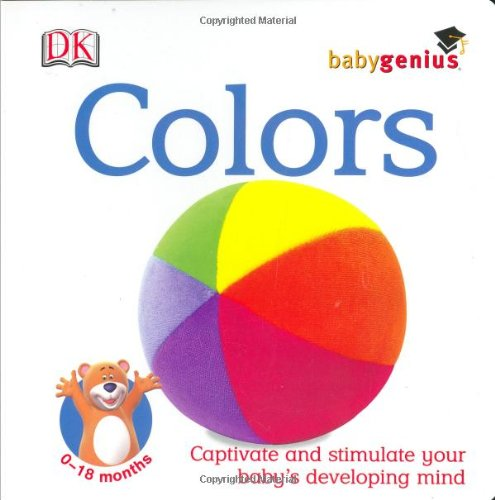 Colors (Baby Genius) pdf epub