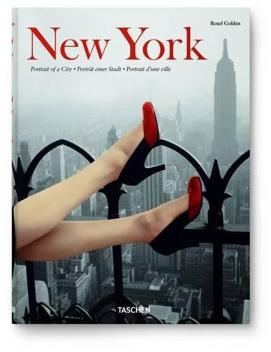 New York Words Photo - New York: Portrait Of A City