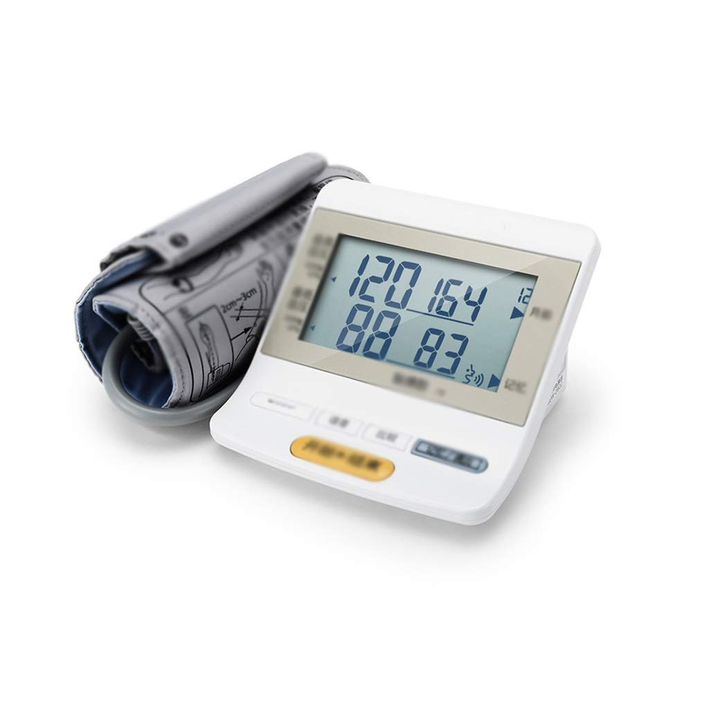 Home Blood Pressure Measuring Instrument Home High-Precision Intelligent Arm Type Voice Sphygmomanometer Blood Pressure Measurement
