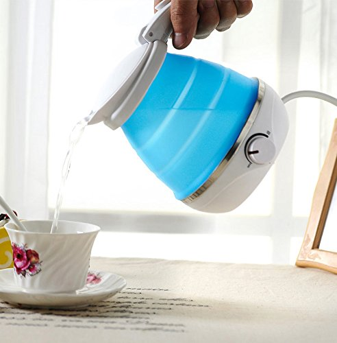 mini electronic kettle - 6