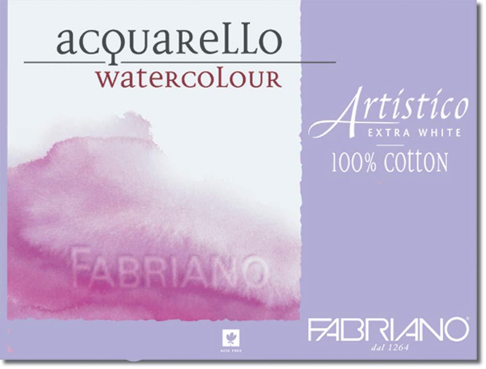 Fabriano Artistico 300 lb. Hot Press 16x20 - Extra Weiß by Fabriano Artistico