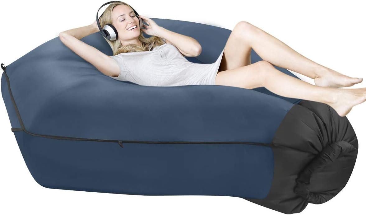 SUPTEMPO Aufblasbares Sofa Outdoor Air Lounger Erfahrungen & Preisvergleich