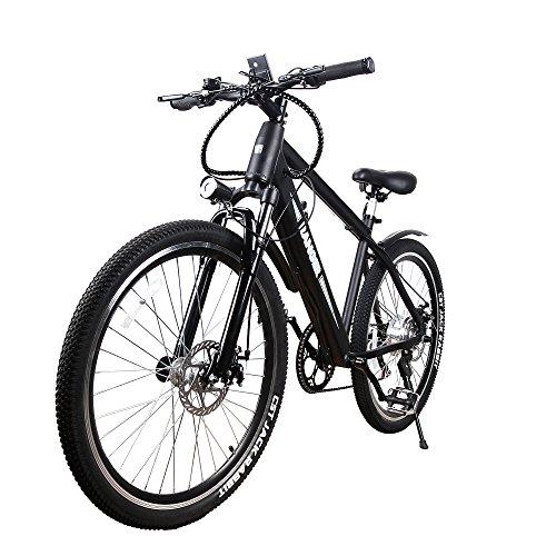 Nakto 350w Electric Bicycle Mountain E Bike Shimano 6
