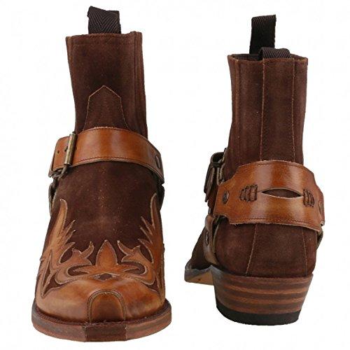 Sendra Boots, Stivali uomo Marrone marrone