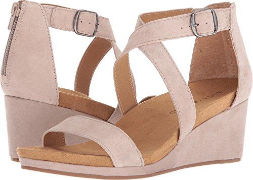 Lucky Brand Women's Kenadee Tipsy Taupe 7.5 W - Shoe Dress Brands