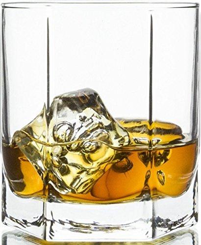 pasabahce tango whisky glass  320 ml  set of 6 pieces