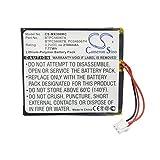 Cameron sino 2100mAh Li-Polymer Replacement BTPC56067 PC046067H Battery For Universal MX-3000 MX-3000i Remote Control