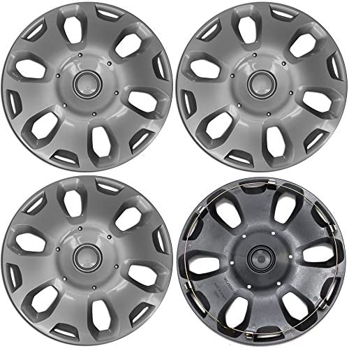 "15/"" TO FIT FORD TRANSIT WHEEL TRIMS DEEP DISH TRIMS HUB CAPS DOMED NEW 06-13 MK7"
