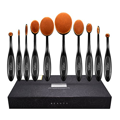 Amazon #DealOfTheDay: Patec 10-piece Makeup Brushes with Gift Box and Carry Pouch