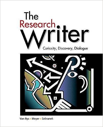 The Research Writer, Spiral bound Version