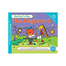 MUSIC FOR KIDS: Starting To Play The Keyboard Book & CD