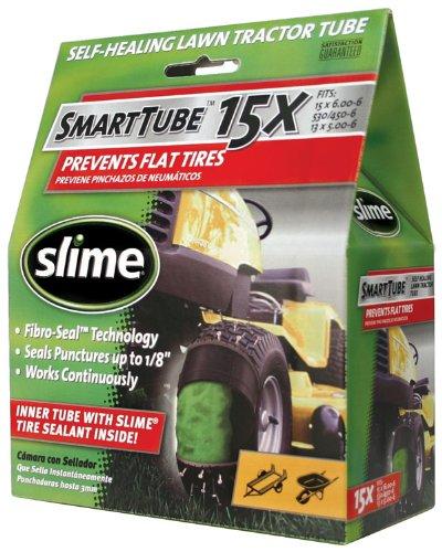 Slime 30014 Smart Tube Lawn Tractor Tube, 15''