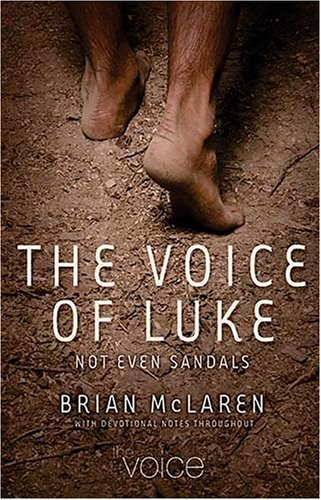 Download The Voice of Luke: Not Even Sandals pdf