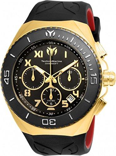 technomarine-tm-215066-mens-ocean-manta-collection-48mm-gold-black-dial