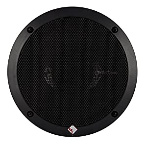 """Rockford Fosgate Punch P165-SE 240W 6.5"""" Punch Series Euro Fit Compatible 2-Way Component System w/ External Crossover Network"""