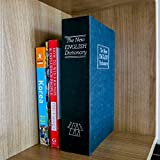 Book Safe with Combination Lock, Ohuhu Dictionary