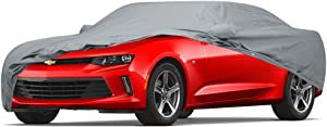 USCarCover 4 Layer Custom fit Cover Chevy Camaro 2010-2020
