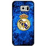 Bonito Desarrollado móvil, Club de Fútbol Real Madrid Teléfono Móvil, la Liga Real Madrid Club de Fútbol Funda para Samsung Galaxy S7Edge