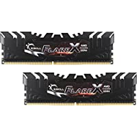 G.SKILL Flare X 16GB (2 x 8GB) PC4-19200 2400MHz DDR4 288-Pin DIMM Desktop Memory + $18.00 Newegg Gift Card