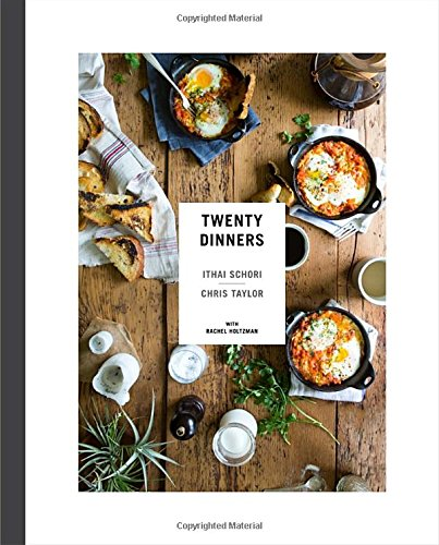 Twenty Dinners by Ithai Schori, Chris Taylor