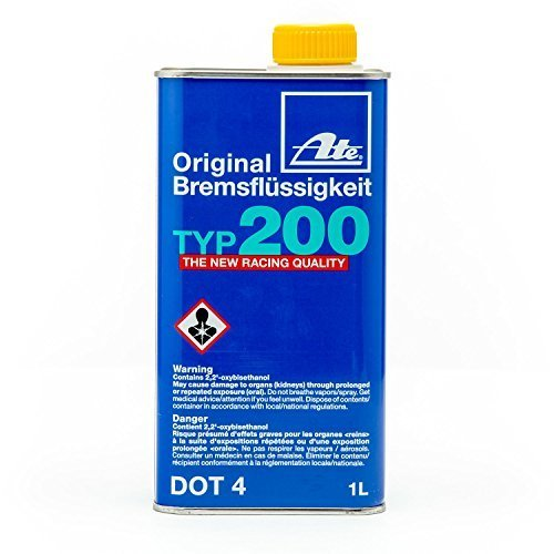 ATE TYP 200 DOT 4 Brake Fluid