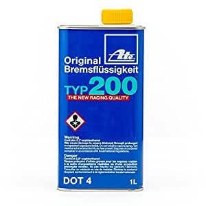 ATE 03990162022 líquido de frenos 200 DOT 4