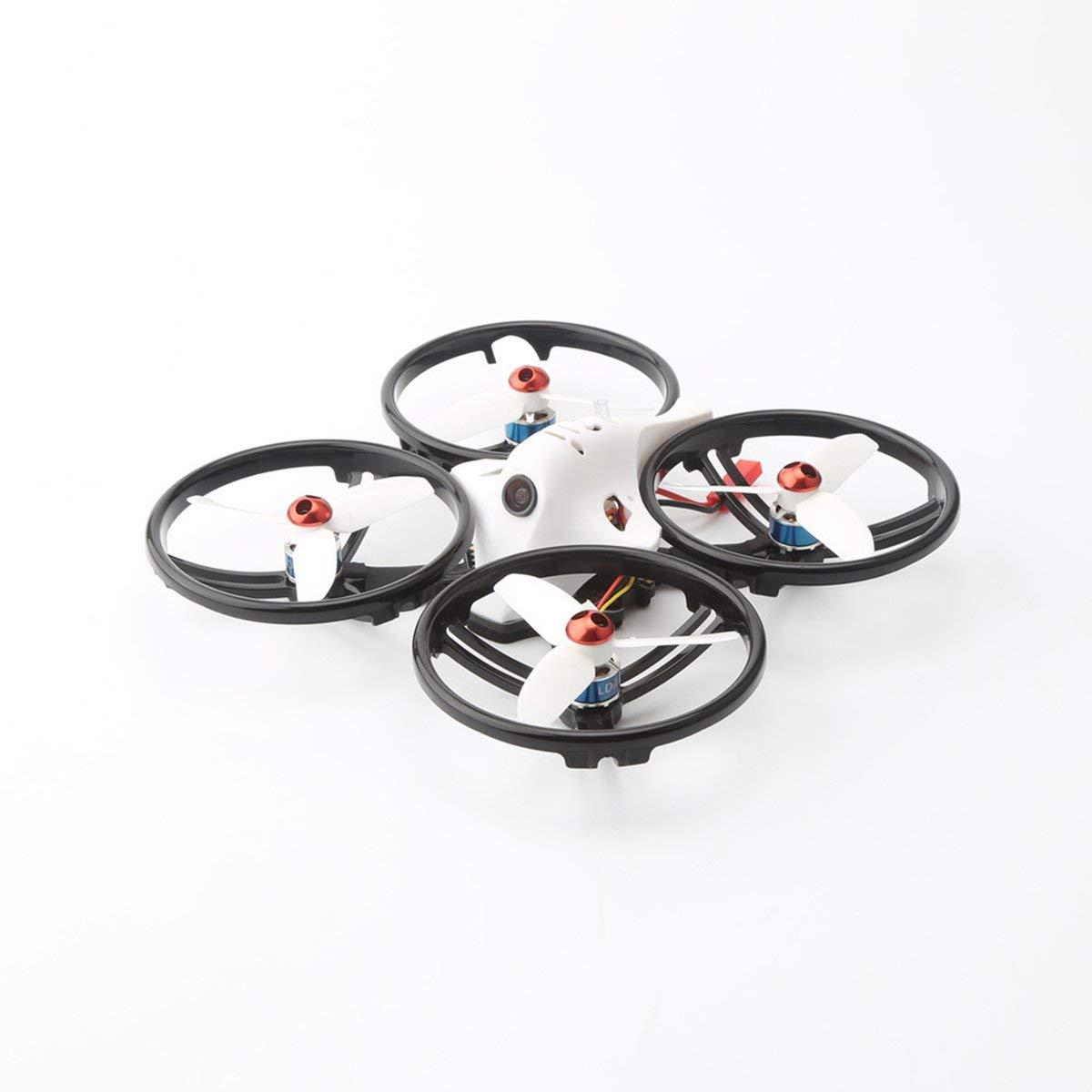 Gugutogo Drohne mit Kamera LDARC ET125 V2 5.8G Brushless OSD RX2A PRO RX-Kamera Mini FPV RC Racing Drohne PNP