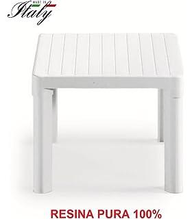 Tavolino Da Piscina.Tavolino Da Giardino Lounge In Rattan Per Arredo Esterno