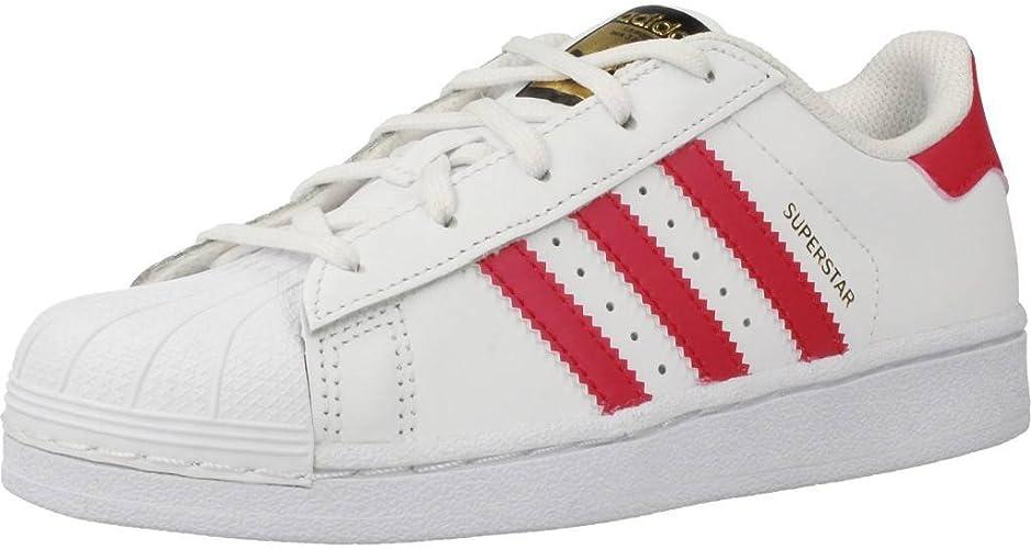 adidas Superstar C, Zapatillas de Baloncesto Unisex Niños ...