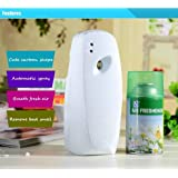 Wall Mounted Automatic Perfume Dispenser Air Freshener Timing Aerosol Fragrance Sprayer by GokuStore