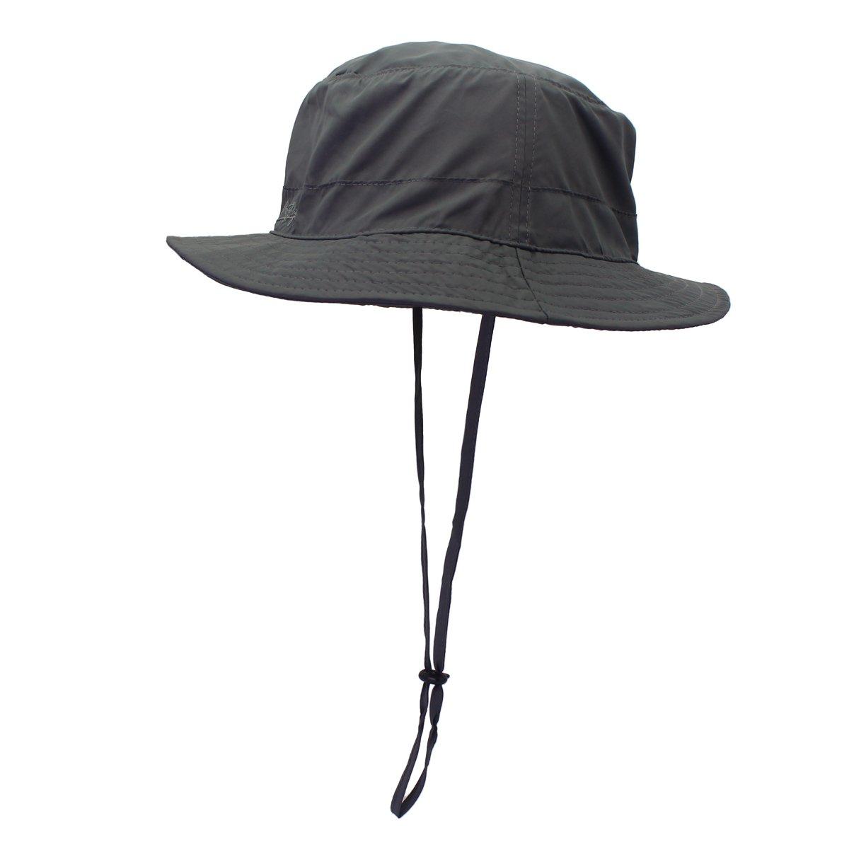 Cappello Pescatore,iSpchen Piccolo Pescatore Pieghevole Cappellino Esterno Leggero Protezione UV Cappello Per Attivit/à Allaperto Army Green