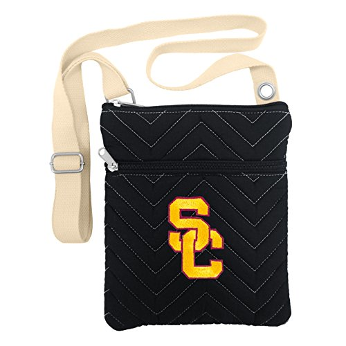 (NCAA USC Trojans Chev-Stitch Cross Body)