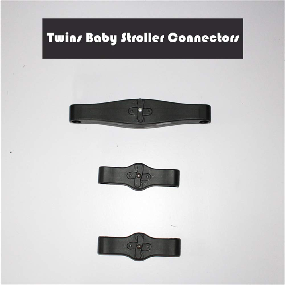 Twins Baby Stroller Connectors Accessories for YOYO Strollers 2-in-1 Dual Stroller Same Stroller