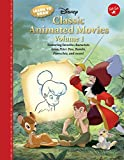 Learn to Draw Disney's Classic Animated Movies Vol. 1: Featuring Favorite Characters from Alice in Wonderland, the Jungle Book, 101 Dalmatians, Peter Pan, and More! (Learn to Draw: Expanded Edition)