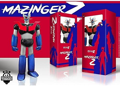 ROBOT MAZINGA Z 55 CM: Amazon.es: Juguetes y juegos