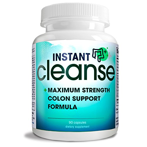 Instant Cleanse Activated properties cleansing